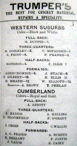 1908 program 2