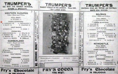 1908 program