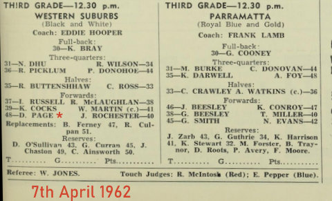 1962 dougs first grade game