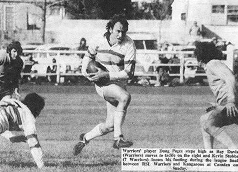 1972 doug on the run