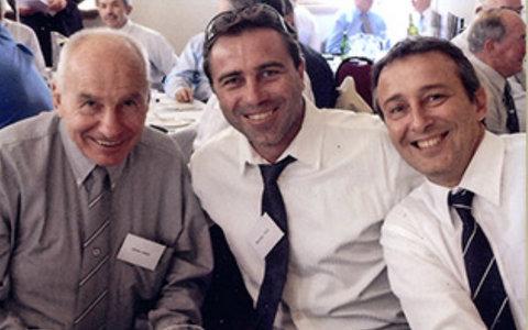 2012 ppm reunion doug, craig and michael.