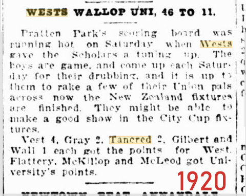1920 wests v uni harry 2 tries game report