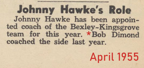 1955 bob coach of bexley-kingsgrove