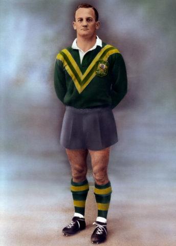 1963 color photo aussie jumper