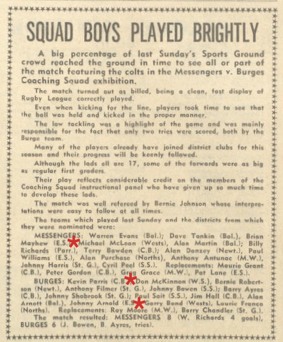 1965 squad boys