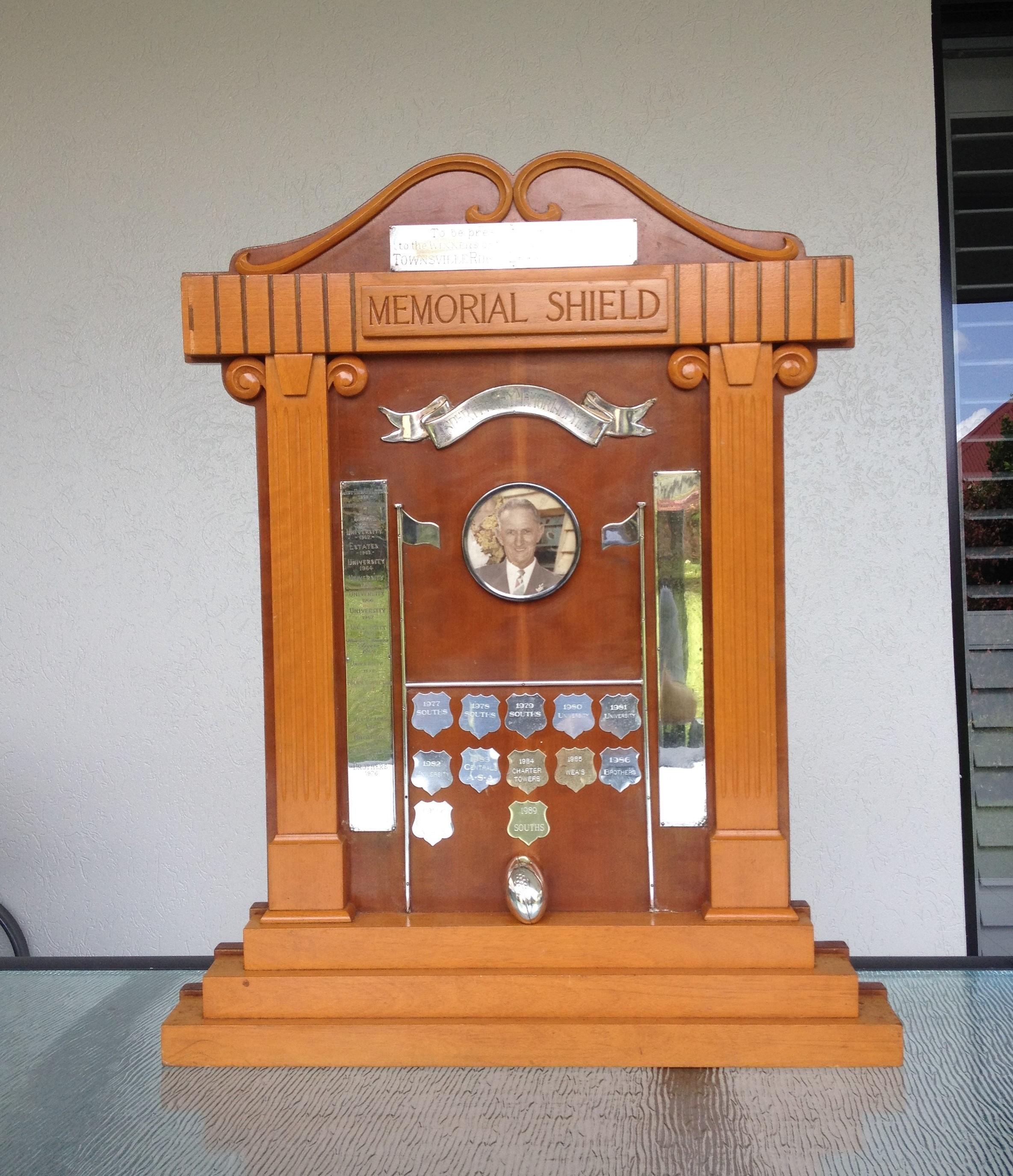 Jasper Feeney Memorial Shield (Under 20 Competition)